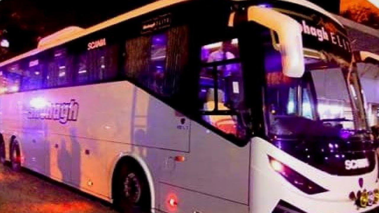 Luxury Hino Buses In Bangladesh-SHYAMOLI SCANIA Exclusive HINO Bus