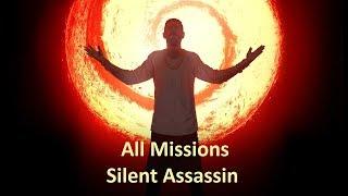 HITMAN (2016) - All Missions Silent Assassin speedrun