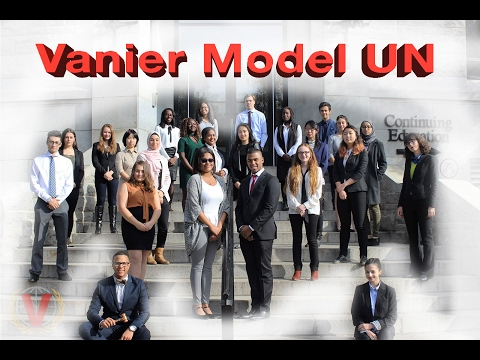 Vanier Model UN