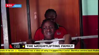 The weight lifting family that hopes to bag medals for Kenya | Scoreline
