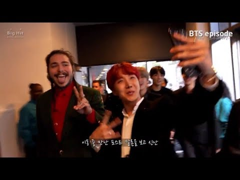 Celebrities That Love BTS ( Shawn Mendes, Post Malone and John Cena! )