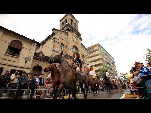 Hay fiesta en el pago - Patria Gaucha en Tacuarembó (1/2)