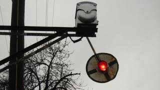 Wig Wag Railroad Crossing in Colton, CA