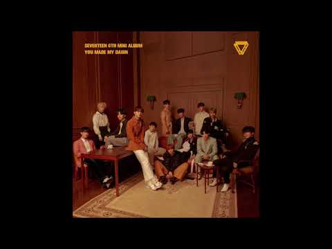 SEVENTEEN (세븐틴) - Shhh [MP3 Audio] [6TH MINI ALBUM - YOU MADE MY DAWN]