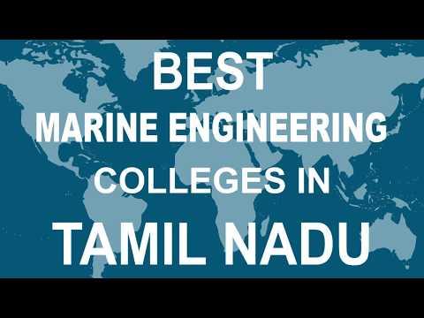Best Marine Engineering Colleges In Tamil Nadu