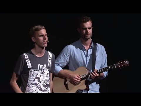 Finding joy through comedy-rap-jazz | Harry Baker & Chris Read | TEDxUniversityofBristol