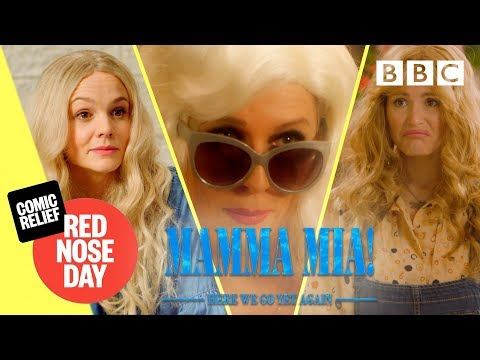 Mamma Mia! Here We Go YET Again! FULL CLIP - Comic Relief 2019