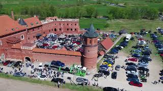 III Podlaski Auto Cafe - film z drona. Realizacja SzkoleniaDrony.com