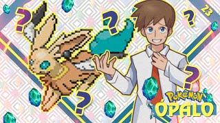 EL EEVEE DE TIPO VOLADOR! | Pokémon OPALO HARDLOCKE Ep.23