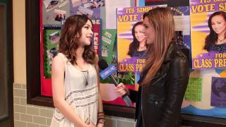 Http://facebook.com/clevvertv - become a fan!http://twitter.com/clevvertv follow us!dana ward visited the set of nickelodeon's 'how to rock' get sco...