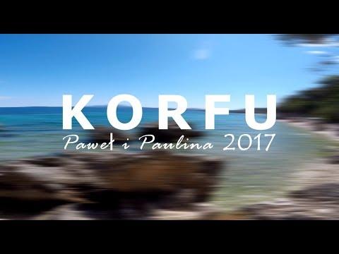 Corfu/Korfu/Kerkyra, Greece Holiday in 2017 [GOPRO5 - 1080p]