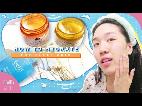 How To Strengthen & Repair Your Skin Barrier With Hydration: Tips For Pores & Dehydration