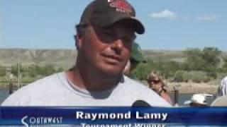 Saskatchewan Landing Walleye Fishing Tournament