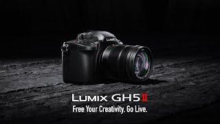 Présentation du LUMIX GH5M2