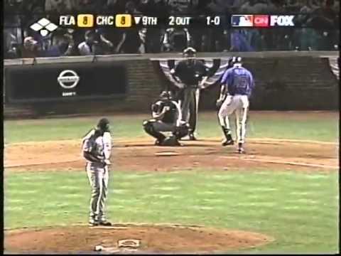 Sammy Sosa jonrones en juegos  1 & 2  NLCS 2003