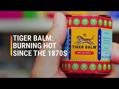 The Ointment That Cures Almost Everything (AKA Tiger Balm)