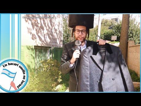 Asi Se Visten Los Judios Jasidicos