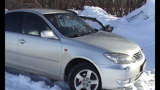 2005 Toyota Camry, обзор, тест-драйв