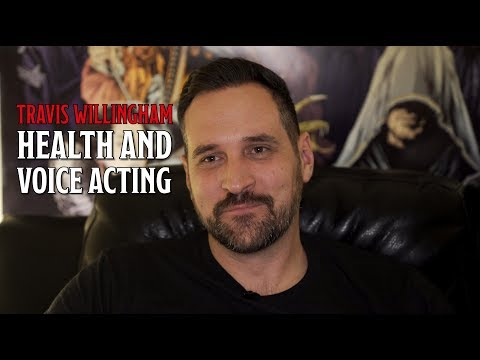 Critical Role's Travis Willingham on D&D and Physical Health