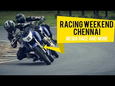 Racing Weekend Chennai (Media race & more) : PowerDrift