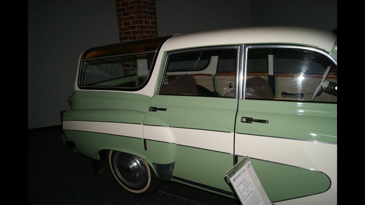 DDR IFA AWE WARTBURG 311 CAMPING OLDTIMER AWE DDR VEB IFA OLDTIMER Motor classic Car