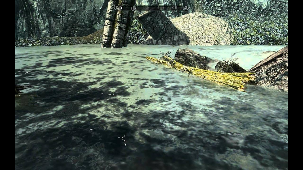 Great Skyrim Treasure Hunt Map IX - Elder Scolls V Skyrim Quest Guide