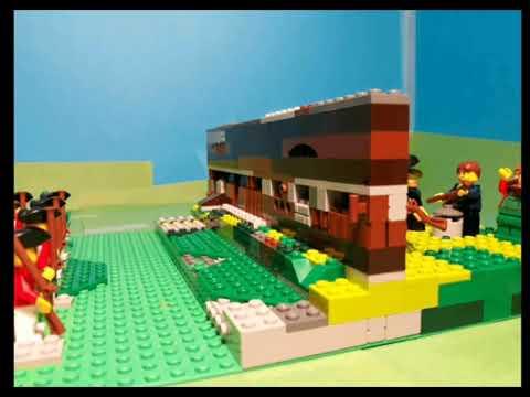 Lego Battle Of Bunker Hill Remake