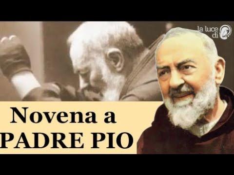 Novena a San Pio da Pietralcina