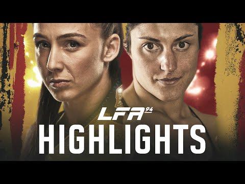 LFA 94 Highlights: Demopoulos vs. Godinez