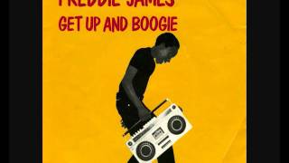 freddie james - get up and boogie extended