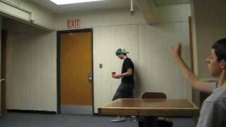 The Real Masters of Trick Shots:  Freshman Year
