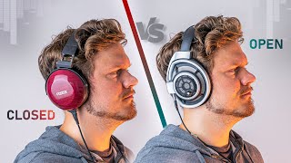 Open vs Closed Back Headphones for GAMING - Which Is Best? thumbnail