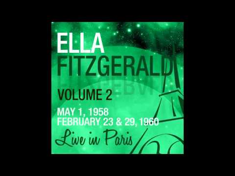 Ella Fitzgerald - Just in Time (Live 1960)
