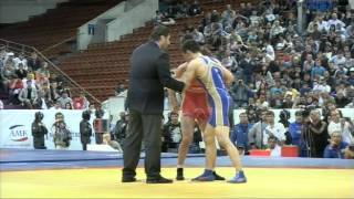 Чемпионат России 2012 Кудухов - Сат