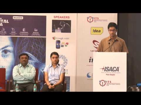 ISACA ITS Pune 2016 Technology Demonstration COEP1