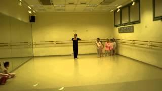 Мири - Открытый урок на кружке балета - 5