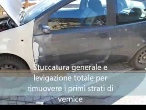 Verniciare Carrozzeria Auto