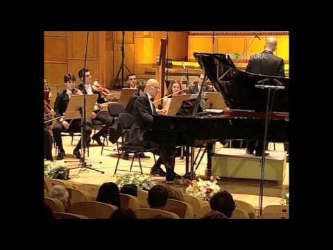 """Liviu Danceanu """"Concerthymne"""" op.133. Romanian Royal Chamber Orchestra / Lupes / Maxim"""