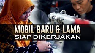 Visiting Seatmaker EFO Mega Kemayoran Jakarta