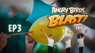 Angry Birds Blast Lab - Episode 3, Water