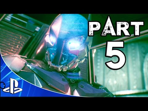 Batman Arkham Knight Part 5 - Rescue ACE Chemicals Workers - Walkthrough