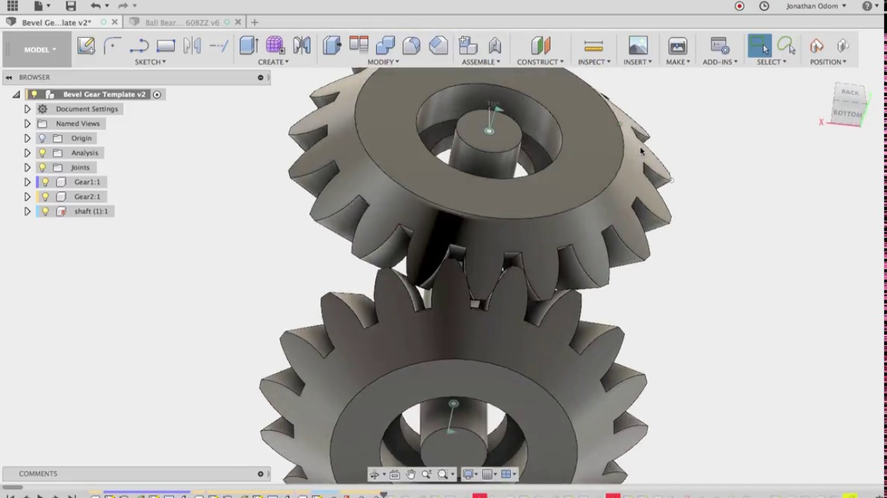 3D Printed Bevel Gears (MVMT 25): 11 Steps (with Pictures)
