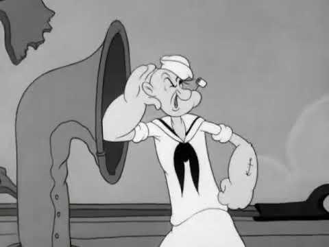 Popeye The Sailor - You're a sap,mr jap