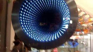 Providence RI ~ Infinity Mirror - Best Quality ~ USA Made!