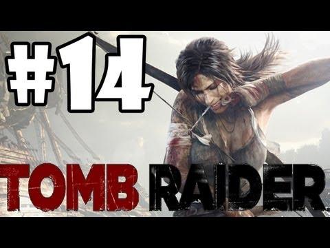 "Tomb Raider Walkthrough (2013): Part 14 ""Shipwreck Beach"" (XBOX 360/PS3/PC/GAMEPLAY)"