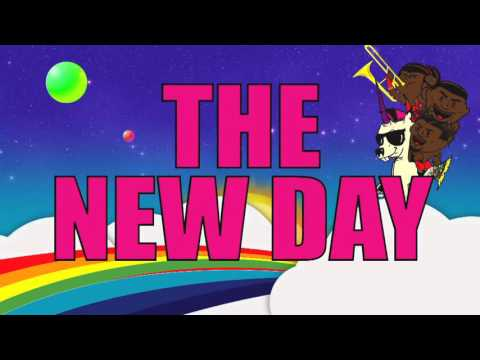 2016: The New Day Theme Song ''New Day, New Way'' + Titantron HD