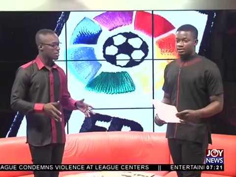 Ghana Premier League - AM Sports on JoyNews (20-4-18)
