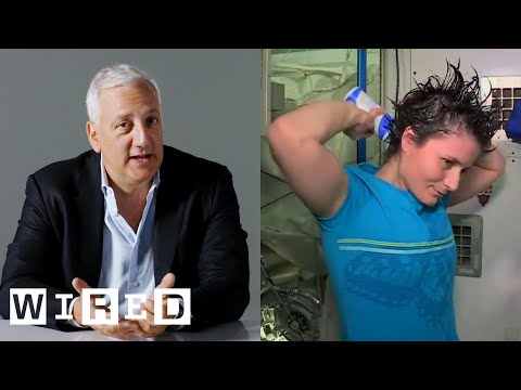 Former NASA Astronaut Explains How Hygiene Is Different in Space | WIRED