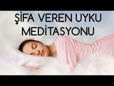 Şifa Veren Uyku Meditasyonu
