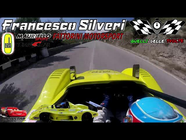 Francesco Silveri// Osella PA21 JRB BMW 1000// 56^ Svolte di Popoli 2018// ON BOARD